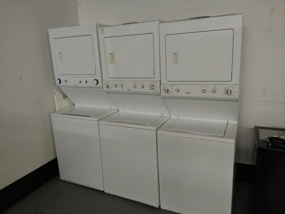 stackable washer
