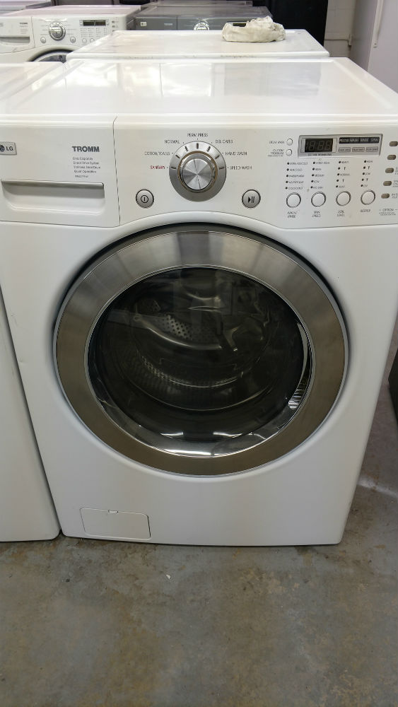 Used dryers