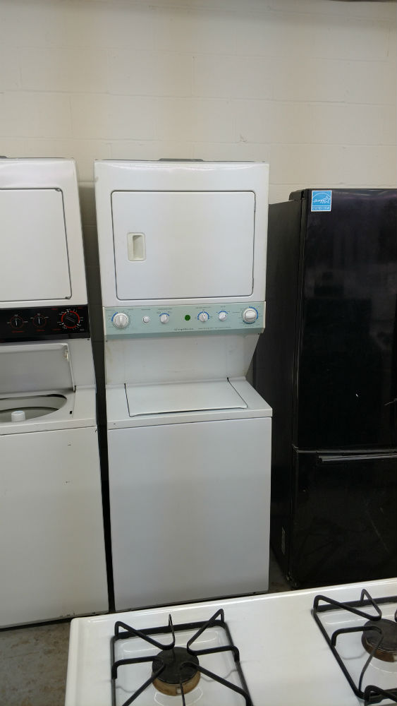 Used stackable washers and dryers
