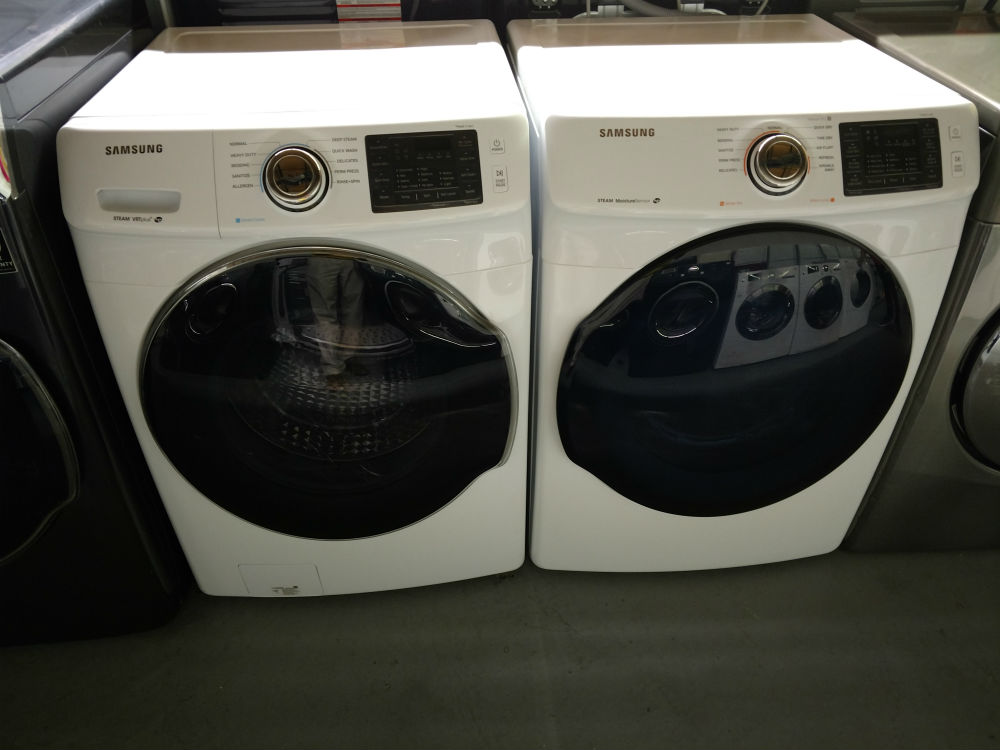 Used washers