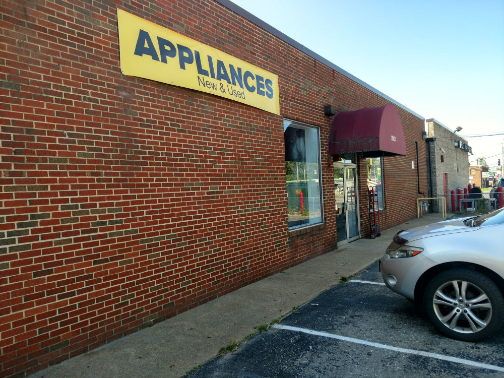 Maryland Used Appliances