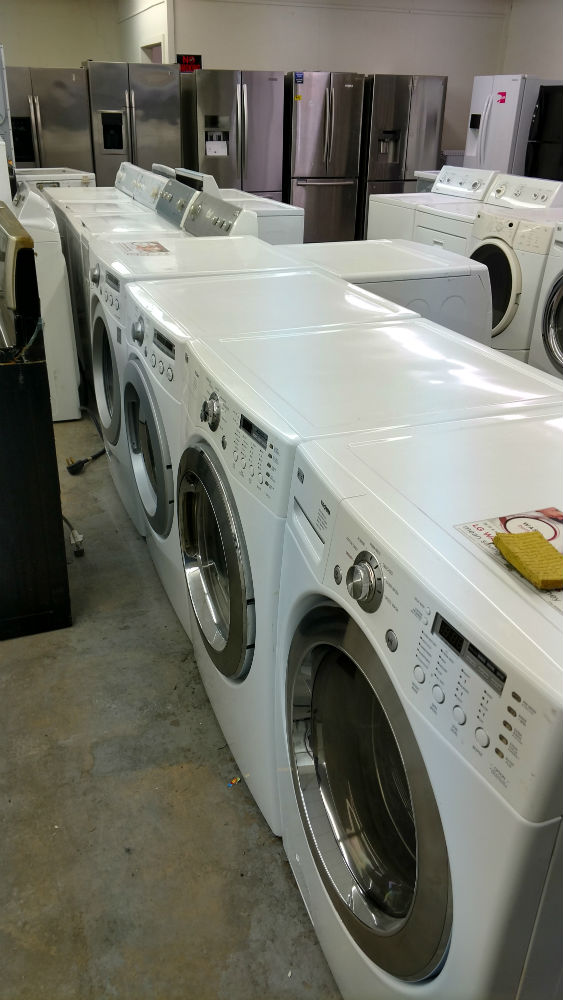 Annapolis Used Washers and Dryers