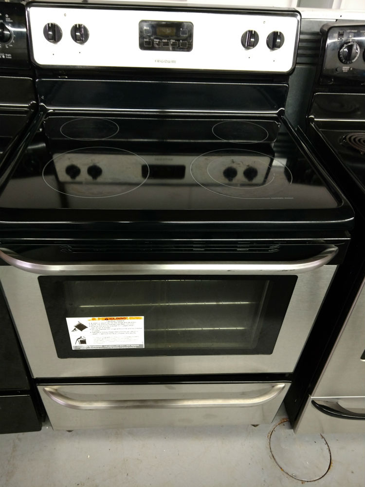 Electric Stove Maryland Used Appliances
