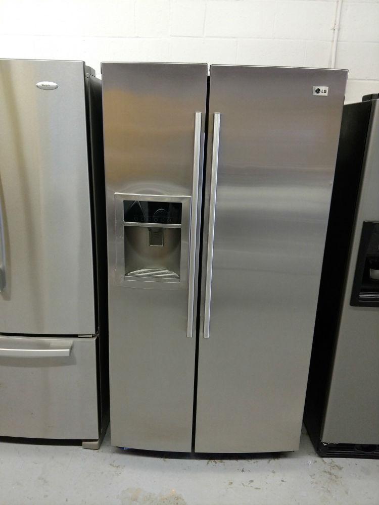 Two Door Fridge Maryland Used Appliances